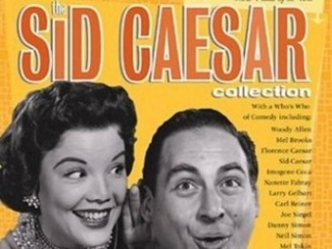 The Sid Caesar Show next episode air date poster