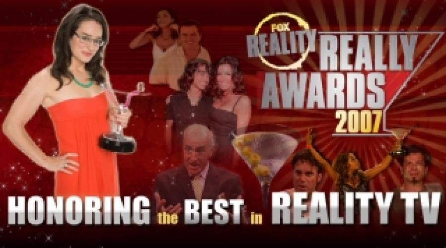 Fox Reality Awards next episode air date poster