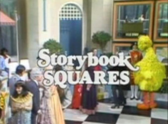 Storybook Squares next episode air date poster