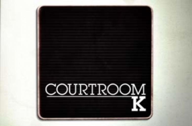 Courtroom K next episode air date poster