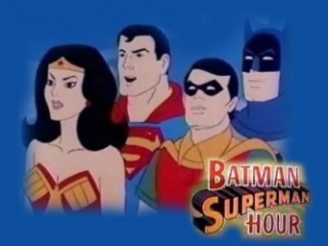 The Batman/Superman Hour next episode air date poster