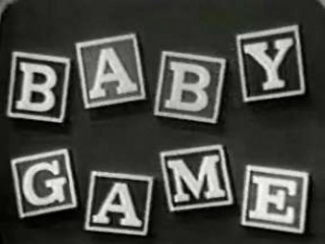 The Baby Game next episode air date poster