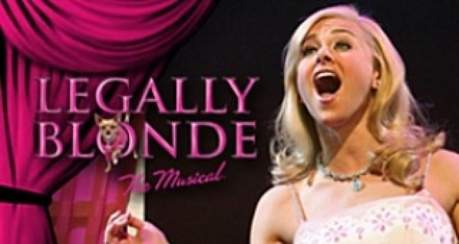 Legally Blonde The Musical: The Search For Elle Woods next episode air date poster