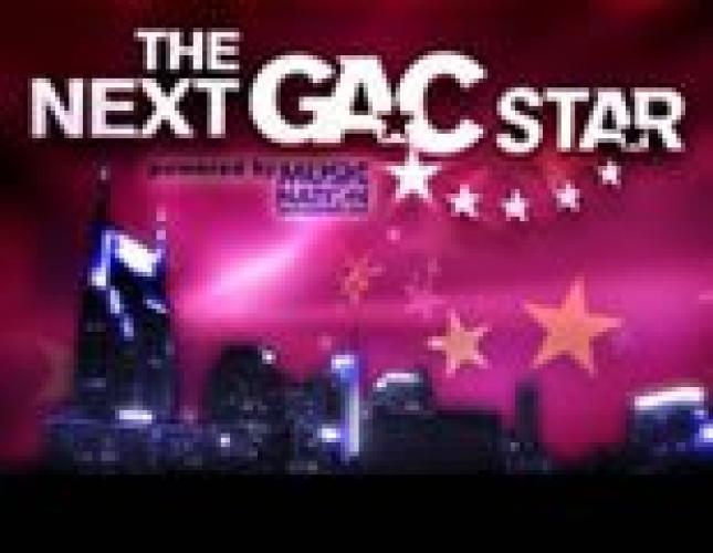 The Next GAC Star next episode air date poster