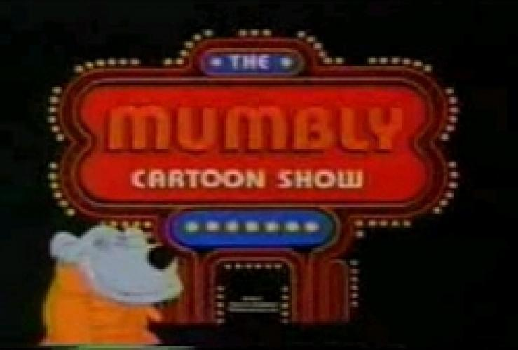 The Mumbly Cartoon Show next episode air date poster