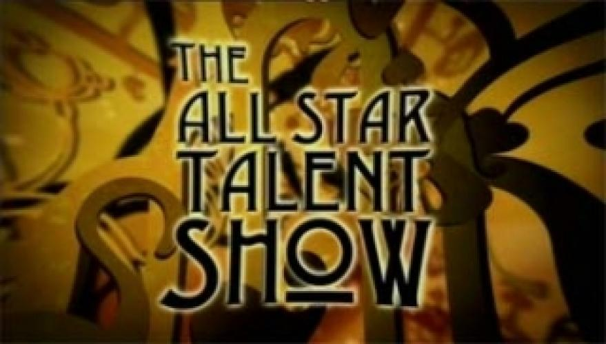 The All Star Talent Show next episode air date poster