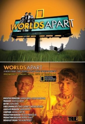 Worlds Apart next episode air date poster