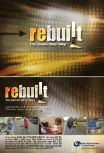 Rebuilt: The Human Body Shop next episode air date poster