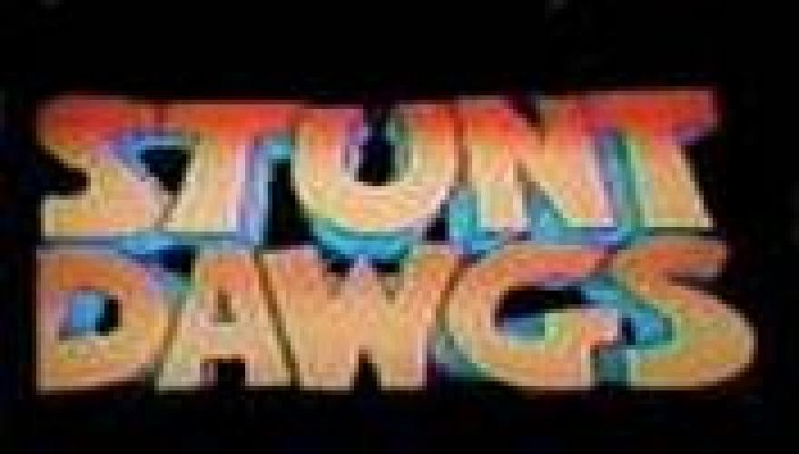 Stunt Dawgs next episode air date poster