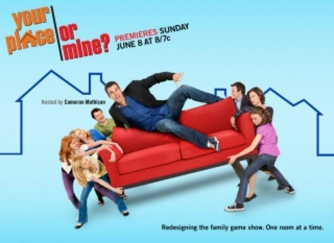 Your Place or Mine? next episode air date poster
