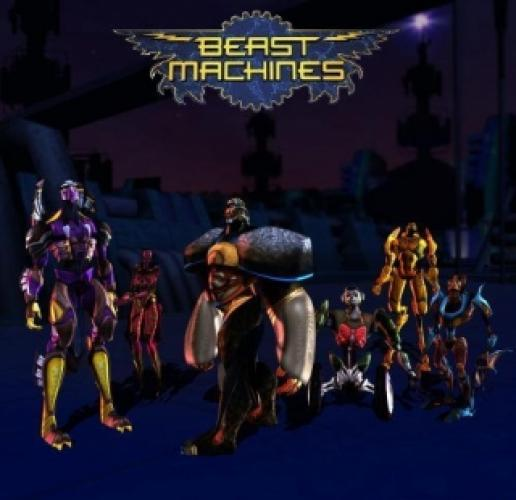 Beast Machines next episode air date poster