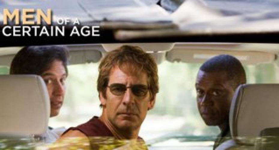 Men of a Certain Age next episode air date poster