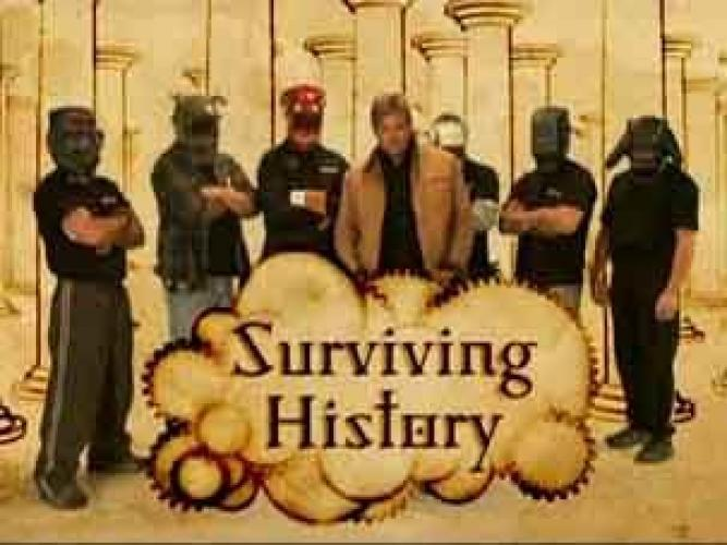 Surviving History next episode air date poster