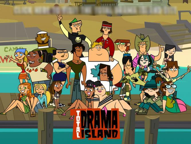 Total Drama Island next episode air date poster