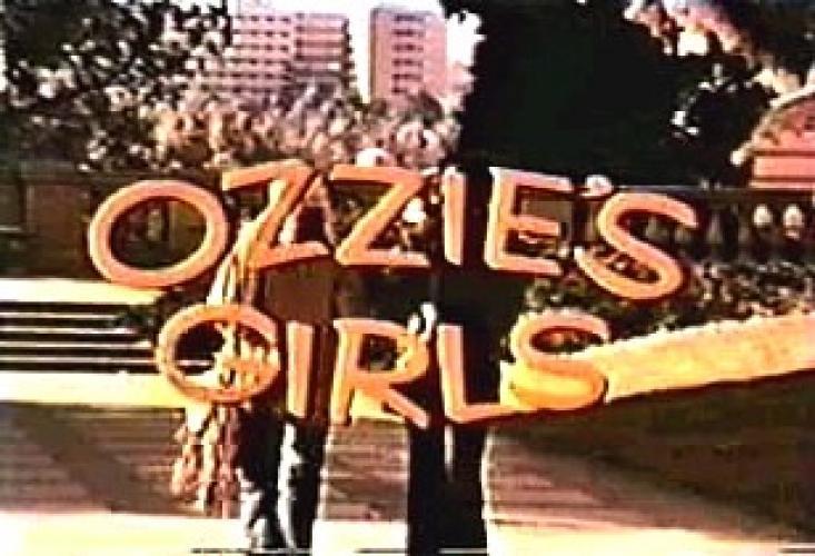 Ozzie's Girls next episode air date poster