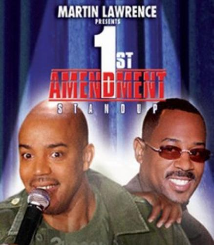Martin Lawrence Presents 1st Amendment Stand-Up next episode air date poster