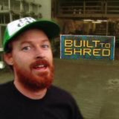Built To Shred next episode air date poster