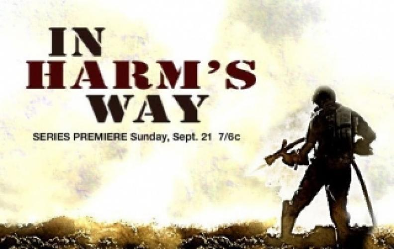 In Harm's Way next episode air date poster