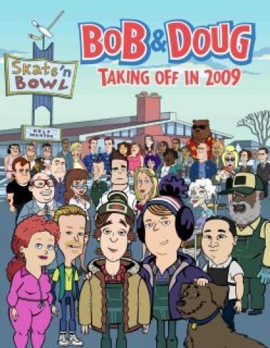 The Animated Adventures of Bob & Doug McKenzie next episode air date poster