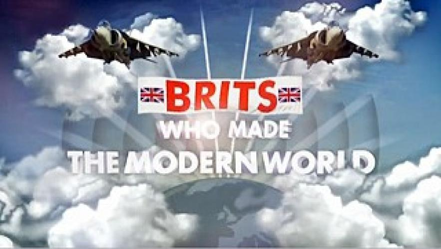 Brits Who Made The Modern World next episode air date poster