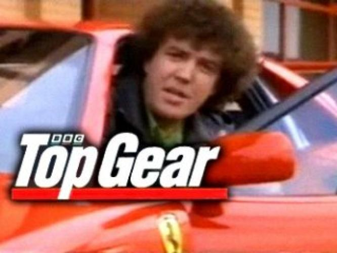Top Gear (1978) next episode air date poster