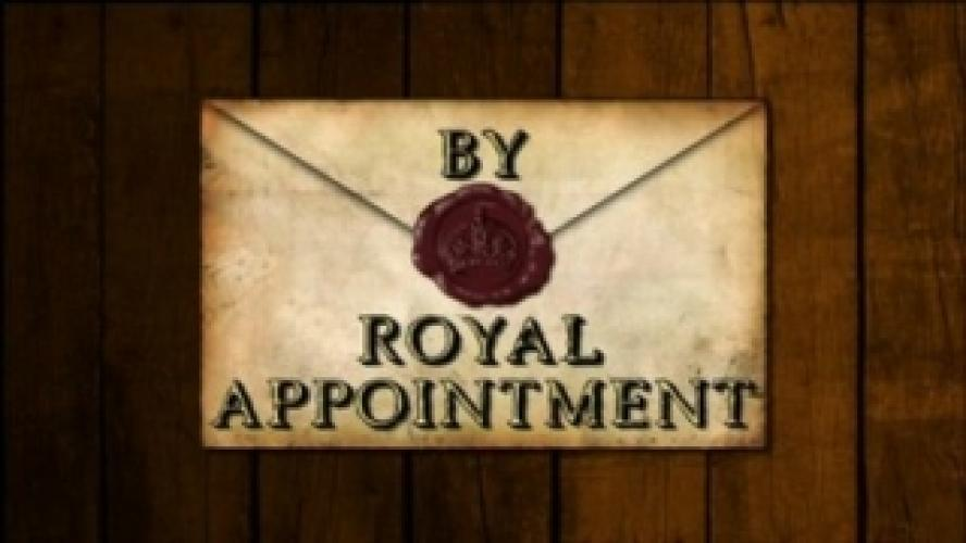 By Royal Appointment next episode air date poster