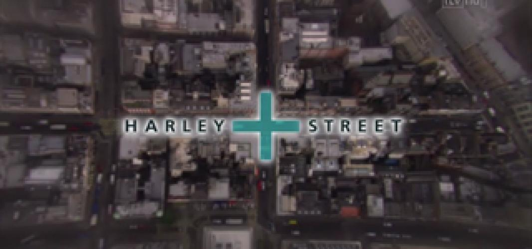 Harley Street next episode air date poster