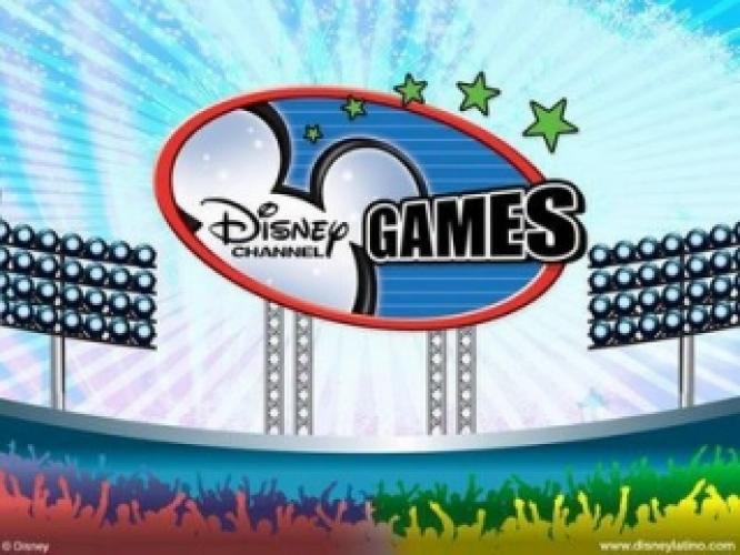 Disney Channel Games next episode air date poster