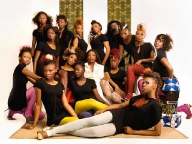 Africa's Next Supermodel next episode air date poster
