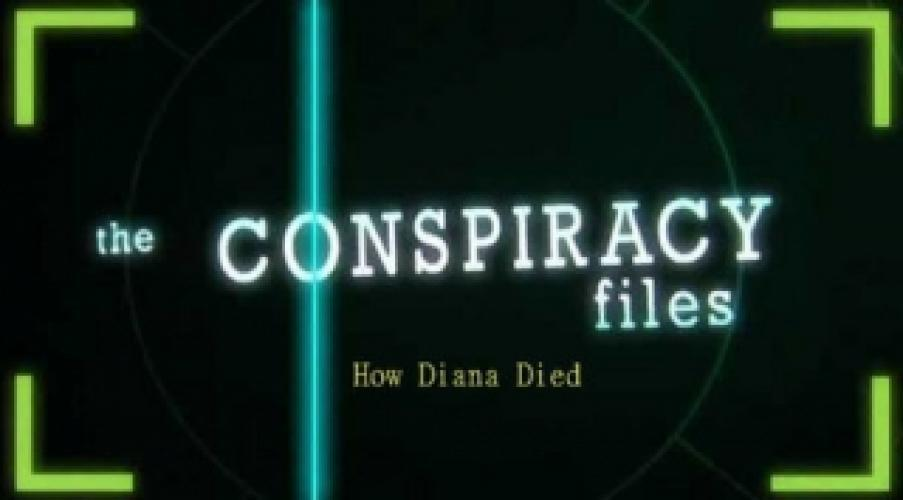 The Conspiracy Files next episode air date poster