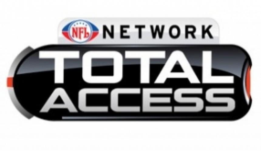 NFL Network Total Access next episode air date poster