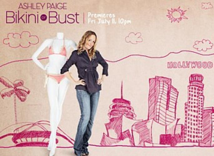 Ashley Paige: Bikini or Bust next episode air date poster