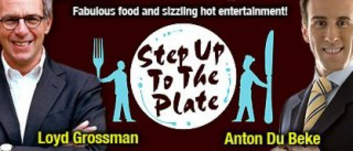 Step Up To The Plate next episode air date poster