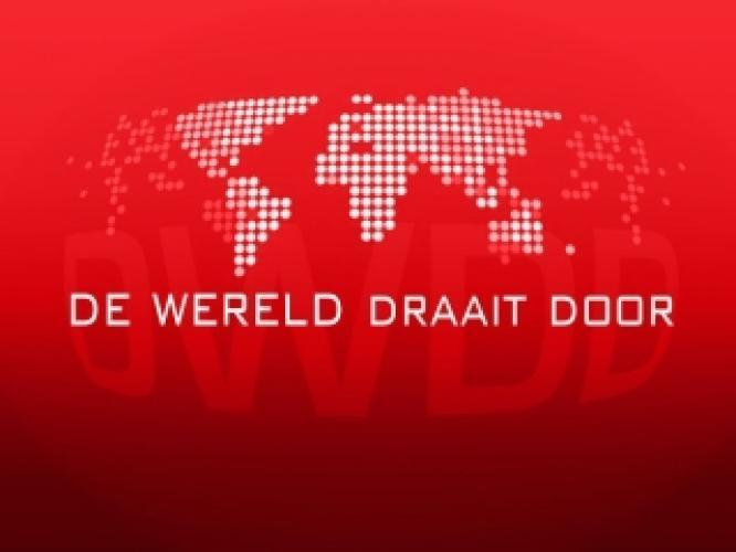 Wereld draait door, De next episode air date poster