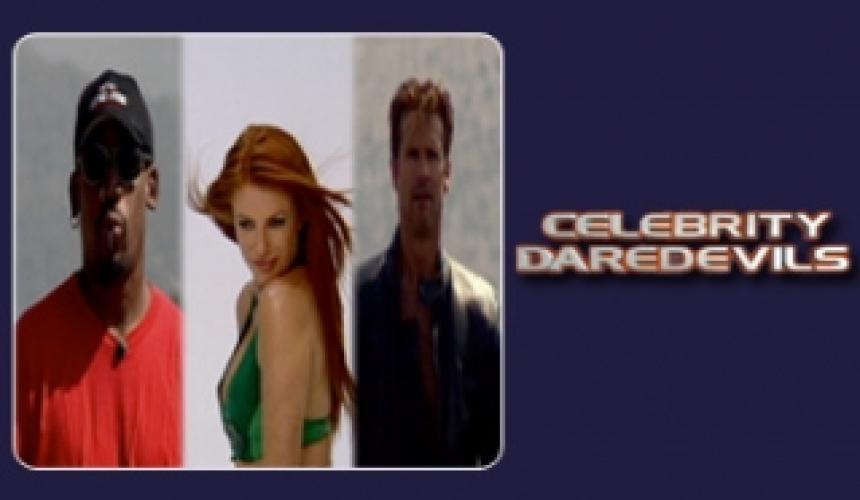 Celebrity Daredevils next episode air date poster