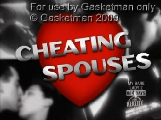 Cheating Spouses Caught on Tape next episode air date poster