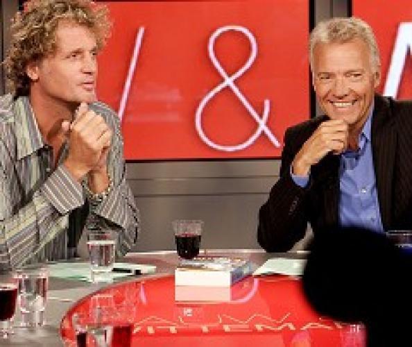 Pauw & Witteman next episode air date poster