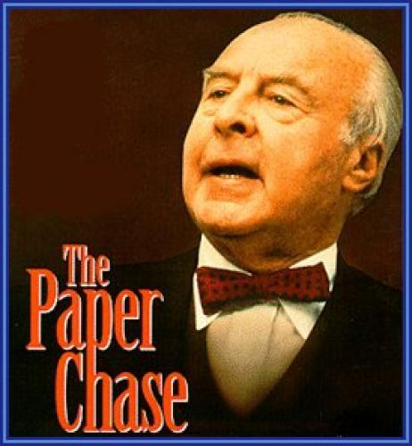 The Paper Chase next episode air date poster