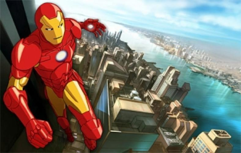 Iron Man: Armored Adventures next episode air date poster