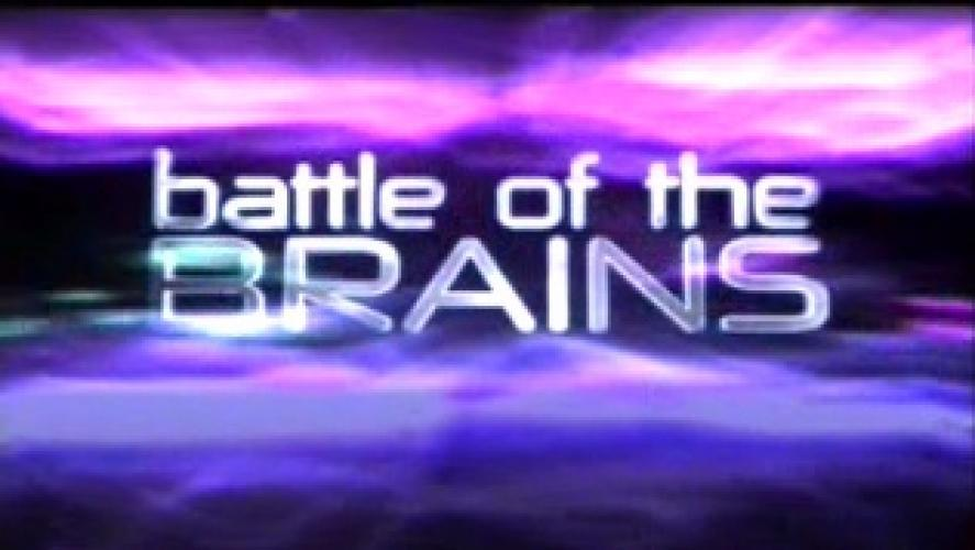 Battle of the Brains next episode air date poster