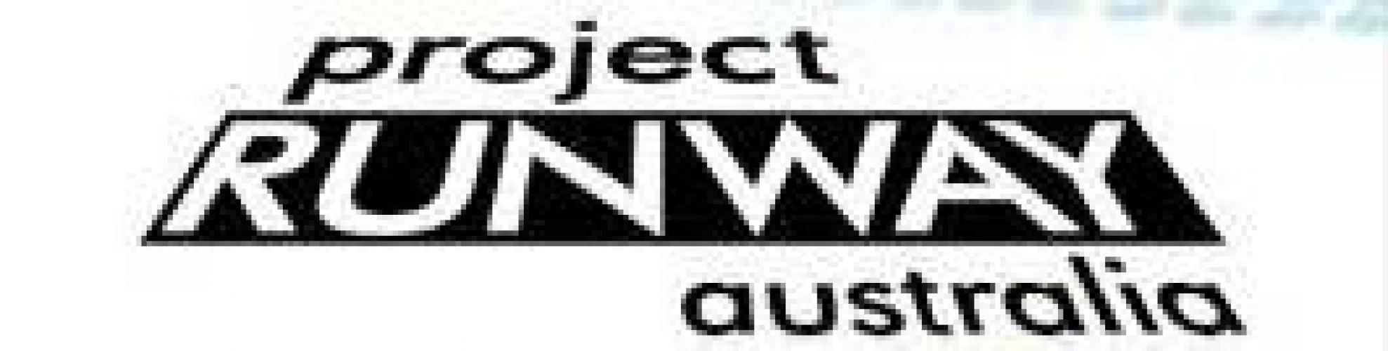 Project Runway Australia next episode air date poster
