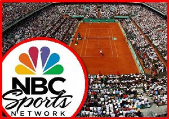 Grand Slam Tennis on NBC next episode air date poster
