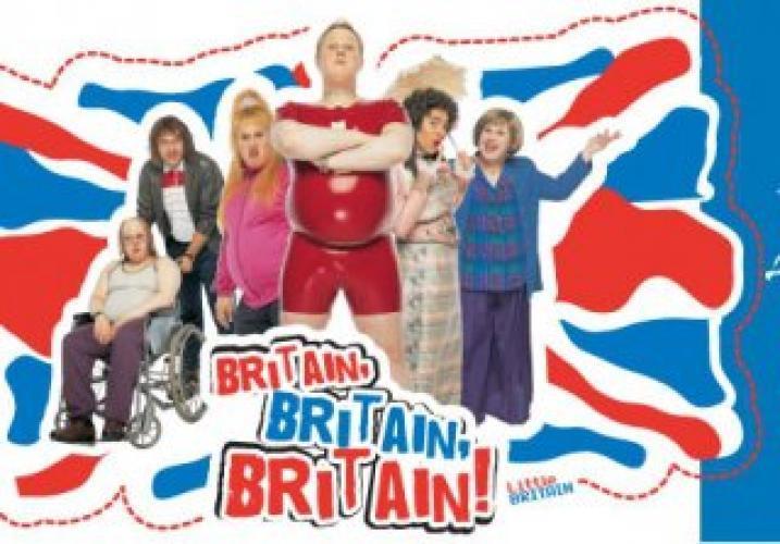 Little Britain USA next episode air date poster