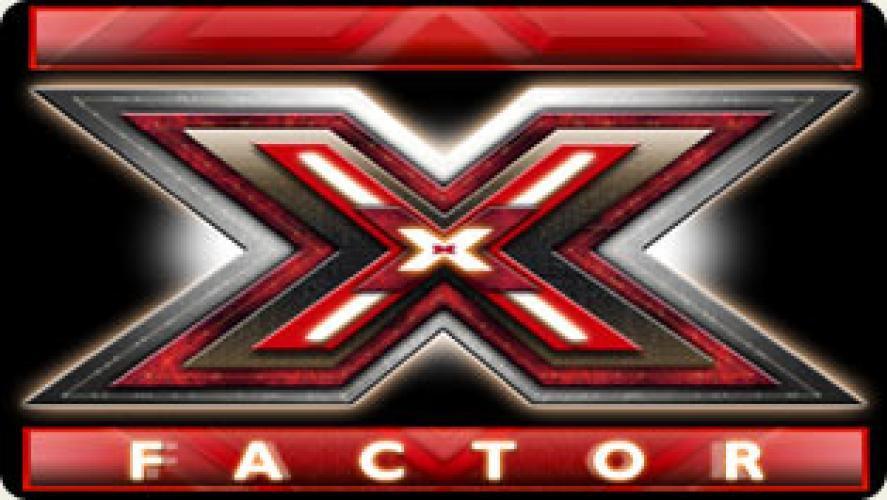 X Factor (NL) next episode air date poster