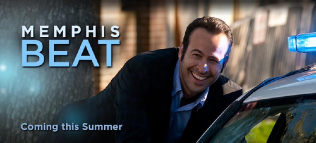 Memphis Beat next episode air date poster