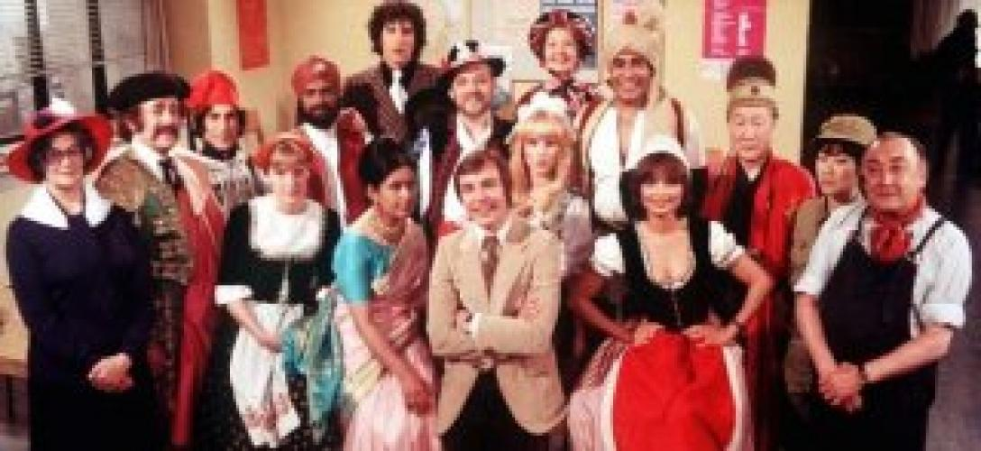 Mind Your Language next episode air date poster