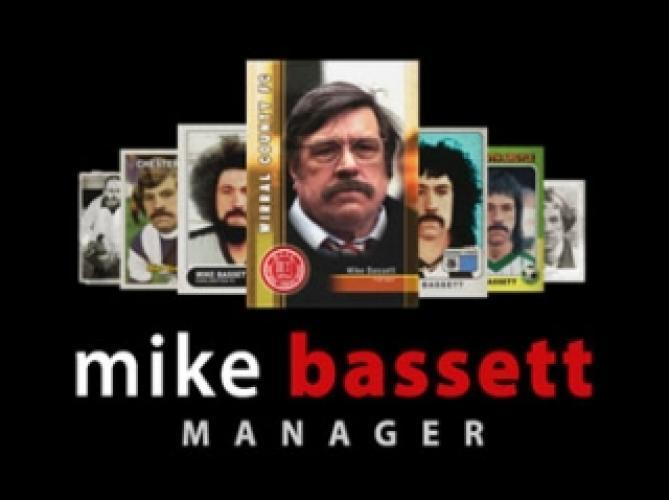 Mike Bassett: Manager next episode air date poster