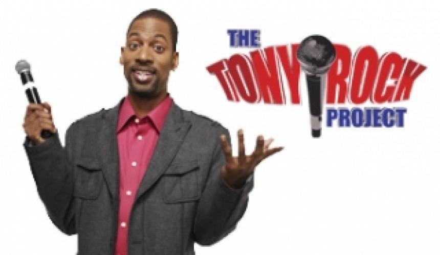 The Tony Rock Project next episode air date poster