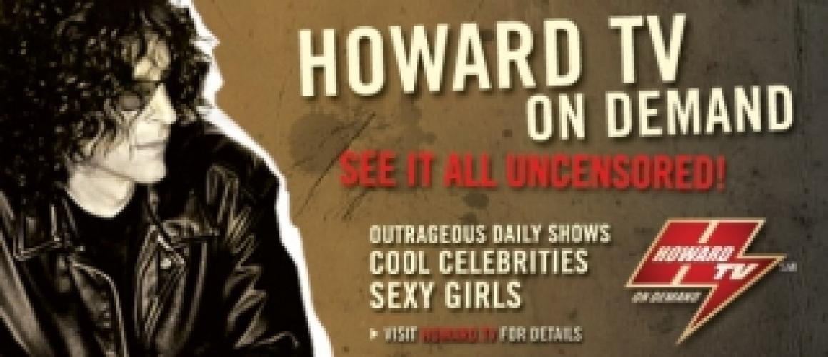 Howard Stern on Demand next episode air date poster