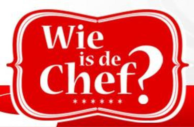 Wie is de chef? next episode air date poster